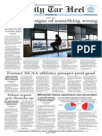 The Daily Tar Heel for Feb. 23, 2016