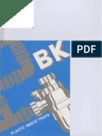 BK Plastic Waste Traps Catalogue