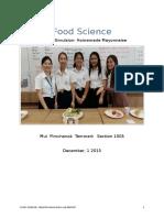 mayo lab report