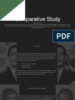 comparative study  1