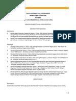 PERMEN HUB KM55 2006-Tata Cara Pemeriksaan Kapal