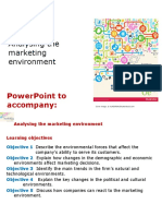 MG206 chapter 3 slides on Marketing principles and strategies