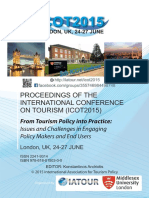 Icot2015 Conference Proceedings
