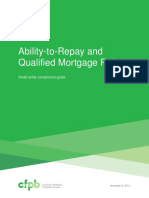 CFPB Small Entity Compliance Guide, 2014