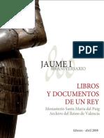 Jaime I 800 Aniversario (1208-2008)