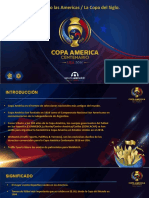 Copa America 2016 Uniendo Las Americas