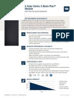 Series 3 Black Plus Datasheet