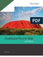 Opalesque Australia Roundtable