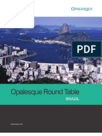 Opalesque Brazil Roundtable
