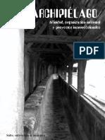 Archipiélago (afinidad, organización informal y proyectos insurreccionales)