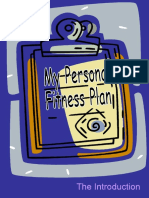 Personal Fitness Webquest Update 10-12-07