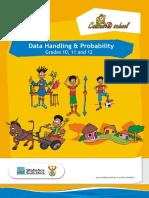 Data Handling Study Guides Grade 10-12 (2013)