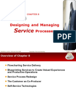 Chapter 8 Designing and Managing Service Process
