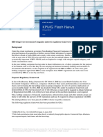 58082788 KPMG Flash News Draft Guidelines for Core Investment Companies