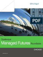 Opalesque MANAGED FUTURES Roundtable Chicago