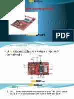 AVR Development Board - Robomart