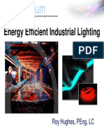 EE Industrial Lighting Hughes