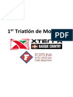 Dossier Xterra Basque Country 2015