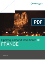 Opalesque Roundtable France