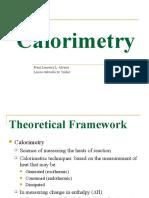 Expt 2-Calorimetry