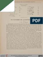 Zur Polychromie Der Altagyptisc - Von Bissing, F.W