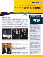 Thomasina Connell Newsletter