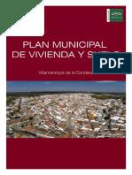 Plan Municipal de Vivienda y Suelo