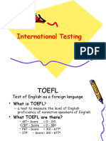 TOEFL Introduction
