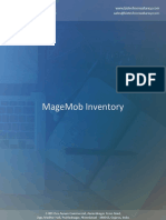 MageMob Inventory System | Magento Purchasing Manager Android & iOS Application