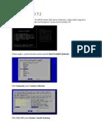 Install FreeBSD 7.2
