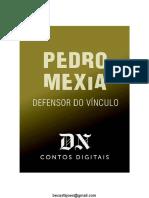 Defensor Do Vinculo - Pedo Mexia