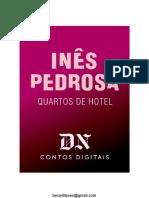Quartos de Hotel - Inês Pedrosa