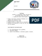 Citerii - Inscriere in Inv. Primar 2016-2017