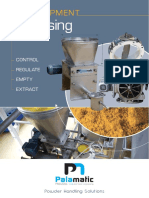 Dosing Solutions Palamatic Process