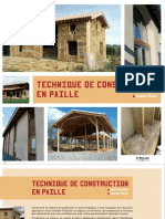 Technique de Construction en Paille