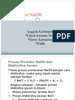 Pembuatan NaOH