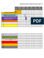 Schedule Perencanaan