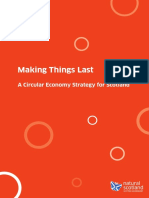Making Things Last - A Circular Economy Strategy for Scotland