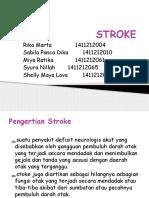 Stroke ppt