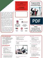 Brochure New Media Melaka 24 APRIL
