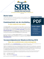 Nieuwsbrief 3 SBR