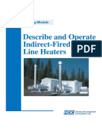 Indirect Fired Heater Training Module