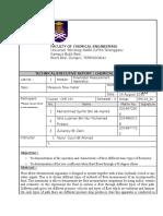 Technical Report Flowmeter