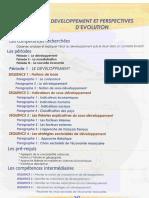 IV.1.1 Notions de Développement Bac Eco Maroc