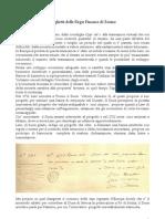 I biglietti delle Regie Finanze di Torino