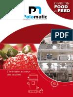 Food & Feed Industries Palamatic Process