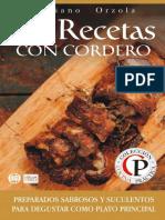 84 Recetas Con Cordero_ Prepara - Mariano Orzola