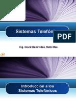 Sistemas Telefónicos 11