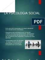 Psicologia Social Introduccion Recopilacion propia