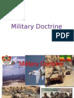 Military Doctrineee
